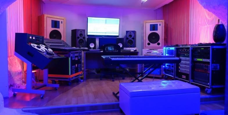 beautiful recording studios